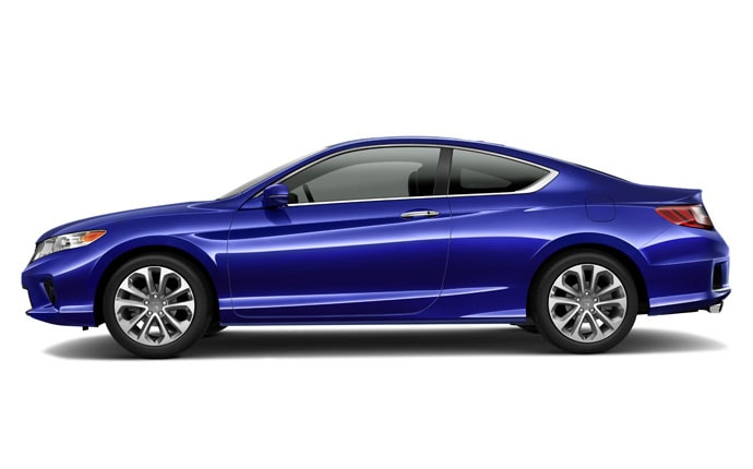Exterior Photo of 2013 Honda Accord Coupe