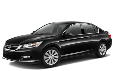 2009 Honda Accord Lx P Vs Ex