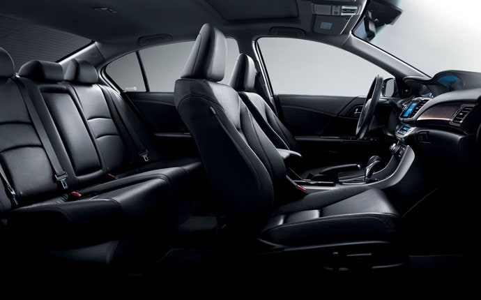 Interior Photo of 2013 Honda Accord Sedan