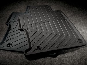 ALL- SEASON FLOOR MATS (part number:)