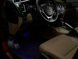 INTERIOR ILLUMINATION�BLUE LED (part number:)