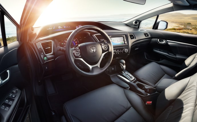Interior Photo of 2013 Honda Civic Sedan