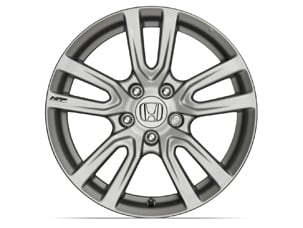 17 INCH PAINTED-FINISH ALLOY WHEEL (part number:)