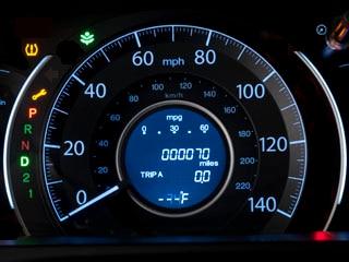 Vsa light not accelerating autos post for Tpms light honda crv