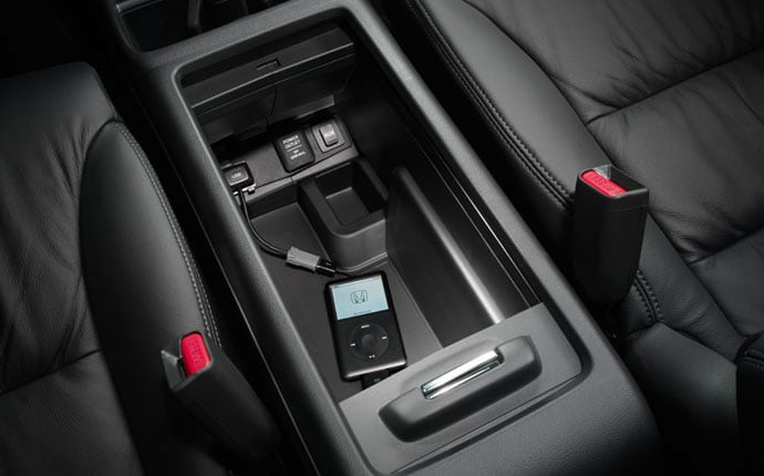 Interior Photo of 2013 Honda CR-V