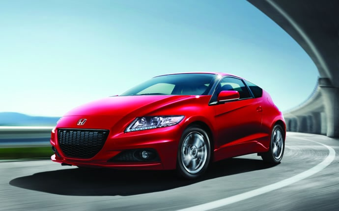 Exterior Photo of 2013 Honda CR-Z