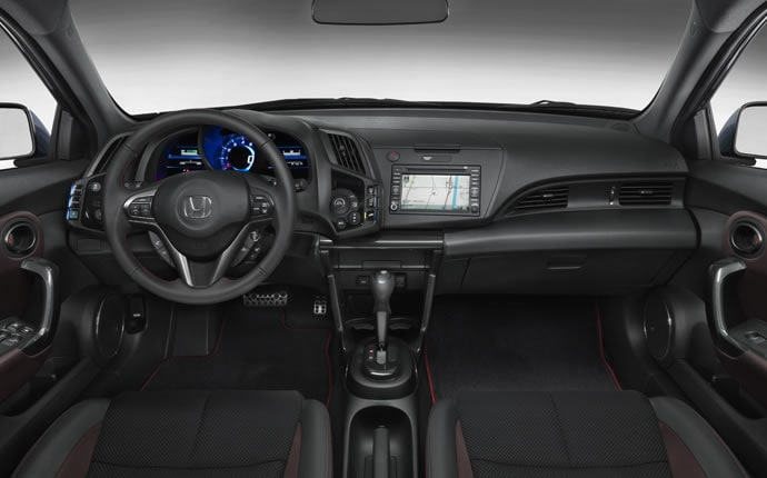 Interior Photo of 2013 Honda CR-Z