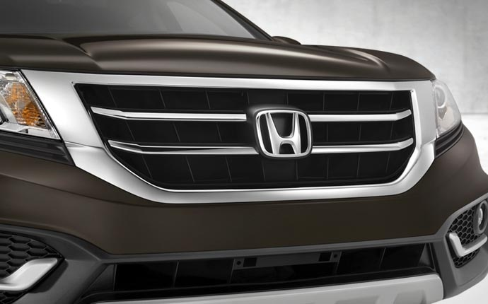 Exterior Photo of 2013 Honda Crosstour