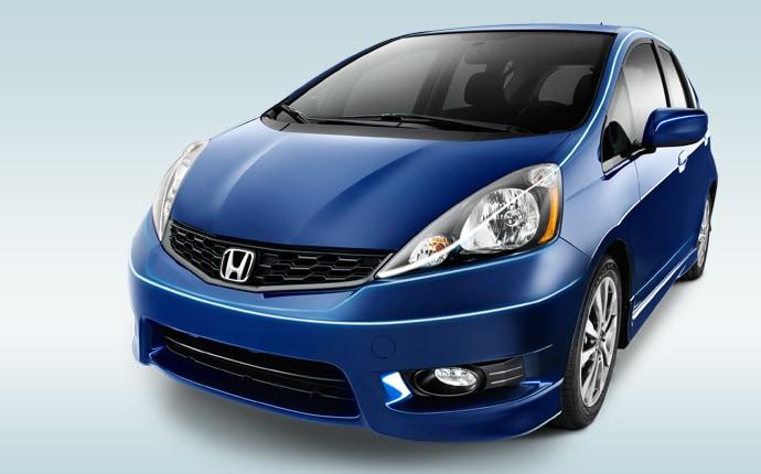 2014 Honda Fit Review