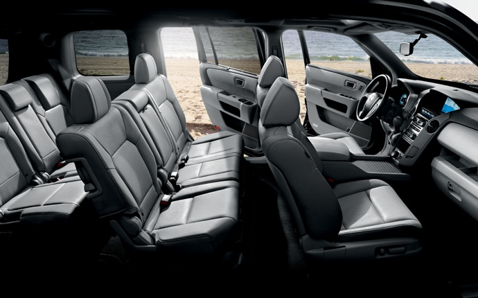 Interior Photo of 2013 Honda Pilot
