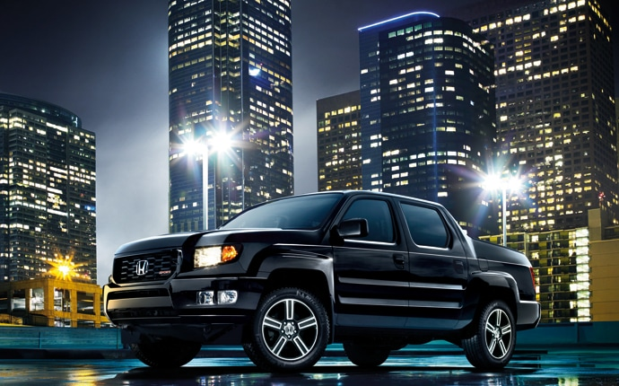 Exterior Photo of 2013 Honda Ridgeline