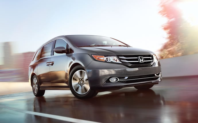 2013 Honda Odyssey South FL