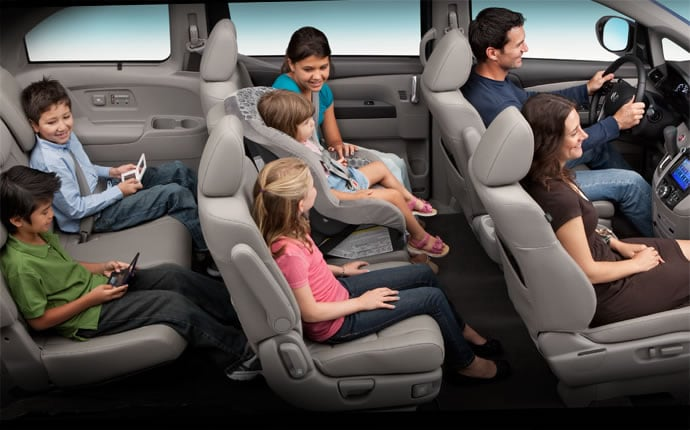 Interior Photo of 2014 Honda Odyssey