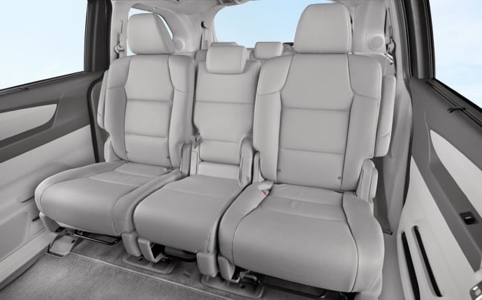 Honda odyssey find dealers and offers for odyssey for Honda odyssey seating