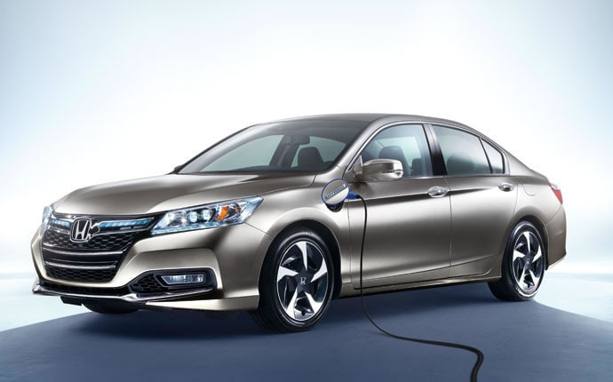 Exterior Photo of 2014 Honda Accord Plug-In