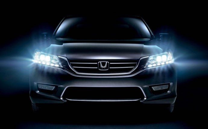 This Feature Automatically Monitors The Honda Accord Maintenance Schedule  So ...