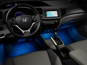 2015 Honda Civic Coupe Accessories Official Honda Website