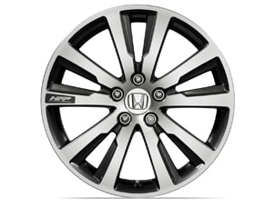 18-IN HFP DIAMOND-CUT ALLOY WHEEL (part number:)