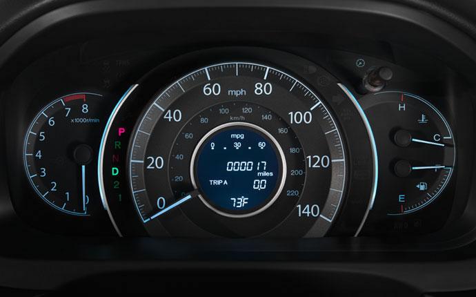 Honda Crv Dash Lights Iron Blog