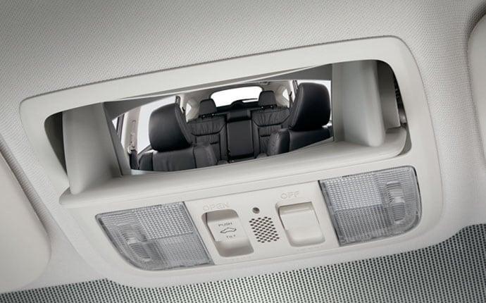 2014 Honda Cr V Mirror