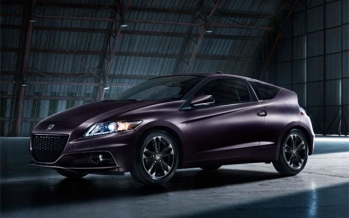 2014 CR Z Interior/Exterior Images