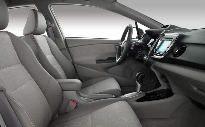 Interior Photo of 2014 Honda Insight