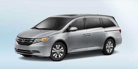 2014 Odyssey EX L With Honda Satellite Linked Navigation System™ Automatic  Transmission