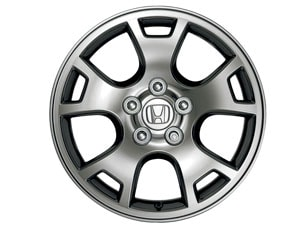 17 INCH CHROME-LOOK ALLOY WHEELS (part number:)
