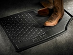 ALL-SEASON FLOOR MATS (part number:08P13-SZA-110)