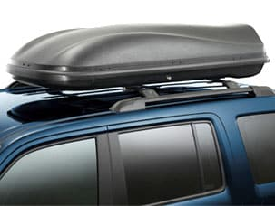 ROOF BOX- MID-SIZE (part number:)