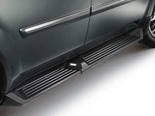 RUNNING BOARDS W/ LIGHTS (part number:)