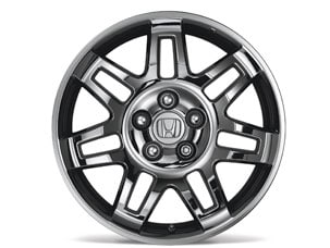 18 INCH CHROME-LOOK ALLOY WHEEL (part number:)