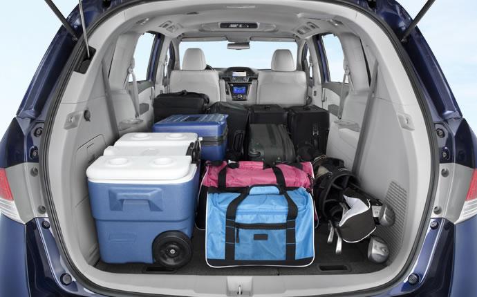2015 Honda Odyssey for sale near ,