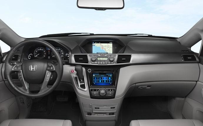 2015 Honda Odyssey for lease near Fairmont, West Virginia