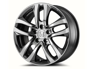 17-IN CHROME-LOOK ALLOY WHEELS (part number:)