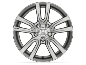 17 INCH PAINTED FINISH ALLOY WHEEL (part number:)