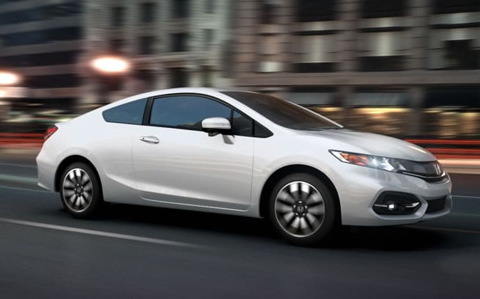 2015 Honda Civic for sale near Clarksburg, West Virginia