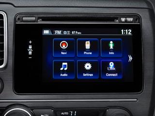 2015 Honda Civic Coupe Interior Features Official Honda Website