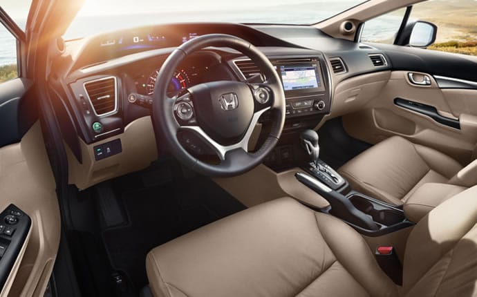 Interior Photo of 2015 Honda Civic Hybrid