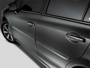 BODY SIDE MOLDING (part number:)