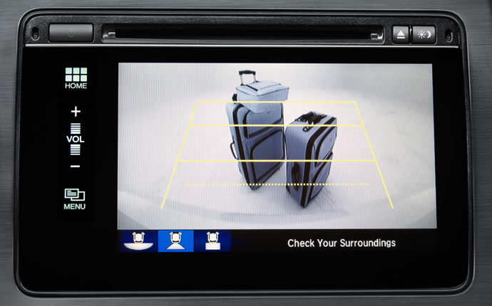 Honda Standard Rearview Camera Backup Camera Normal View