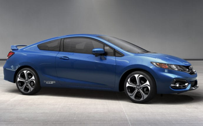 Exterior Photo of 2015 Honda Civic Si Coupe
