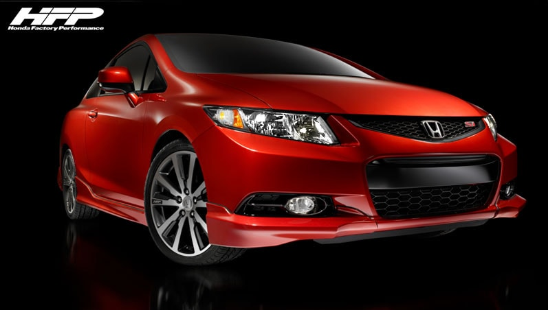2015 honda civic si coupe accessories official site. Black Bedroom Furniture Sets. Home Design Ideas
