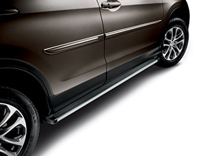 RUNNING BOARDS�FULL-SIZE (part number:)