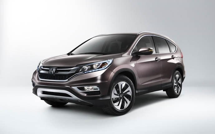 2015 Honda CR-V for sale near Clarksburg, West Virginia