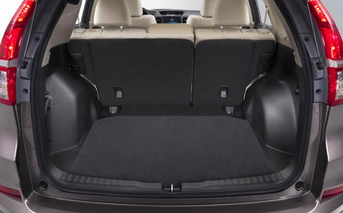 Mazda Cx 5 Cargo Space Dimensions >> 2017 Honda Cr-V Cargo Space | Best new cars for 2018