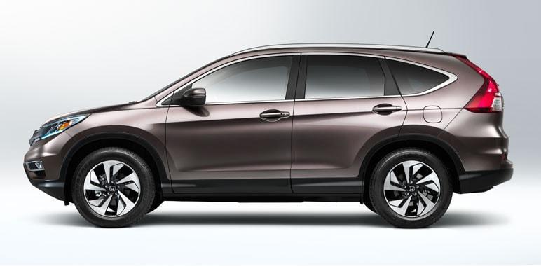 2015 Honda Cr V Exterior Features Official Site