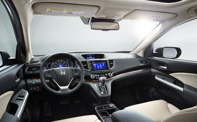 2015 Honda CR-V for lease near Fairmont, West Virginia