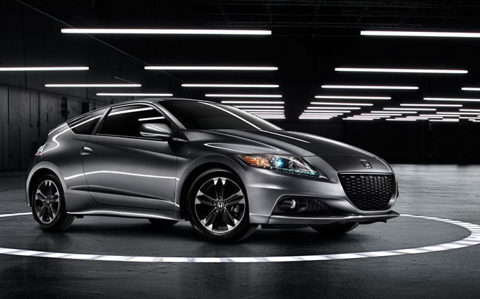 Exterior Photo of 2015 Honda CR-Z