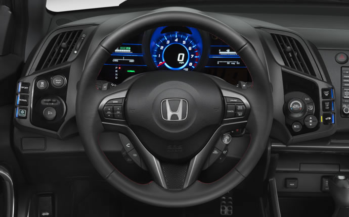 2015 Honda CR-Z for lease near Fairmont, West Virginia